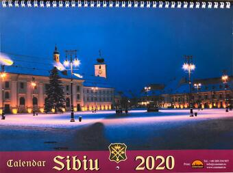Kalender Hermannstadt und Umgebung  2018