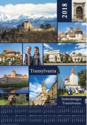 Posterkalender Siebenbürgen 2018