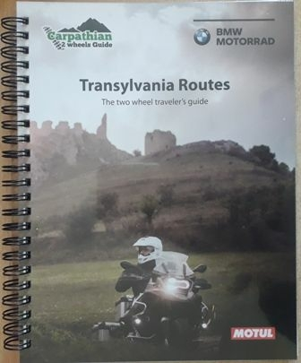 Transylvania Routes. The two wheels traveler's guide