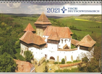 Kalender Viscri / Deutsch-Weißkirch 2021