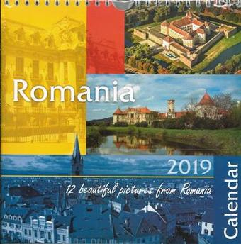 Rumänienkalender 2019 - 12 beautiful pictures from Romania