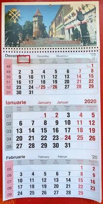 Office Kalender 2020.