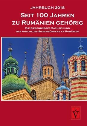 Jahrbuch 2018 - Siebenbürgisch-Sächsischer Hauskalender, 63.Jahrgang
