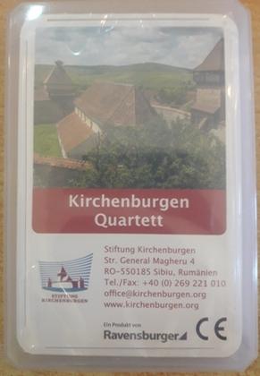 Kirchenburgen Quartett