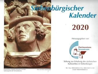 Siebenbürgischer Kalender 2020