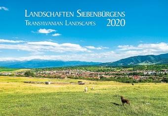 Kalender Landschaften Siebenbürgens 2020