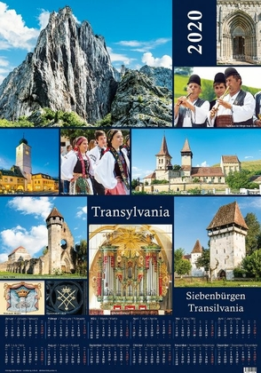 "Posterkalender  ""Transilvania"" 2020"