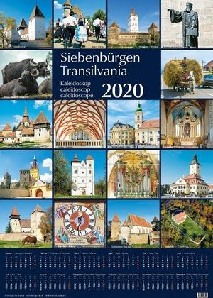 "Poster-Kalender ""Kaleidoskop Siebenbürgen 2020"""