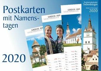 Postkartenkalender Siebenbürgen 2020