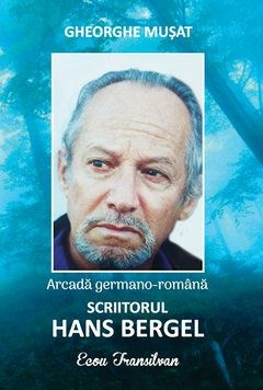 Scriitorul Hans Bergel