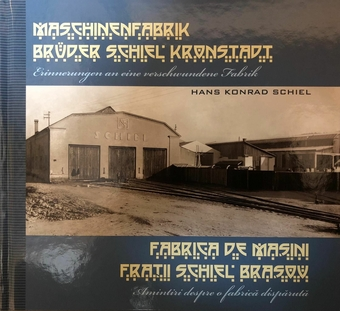 Maschinenfabrik Brüder Schiel, Kronstadt / Fabrica de masini fratii Schiel, Brasov